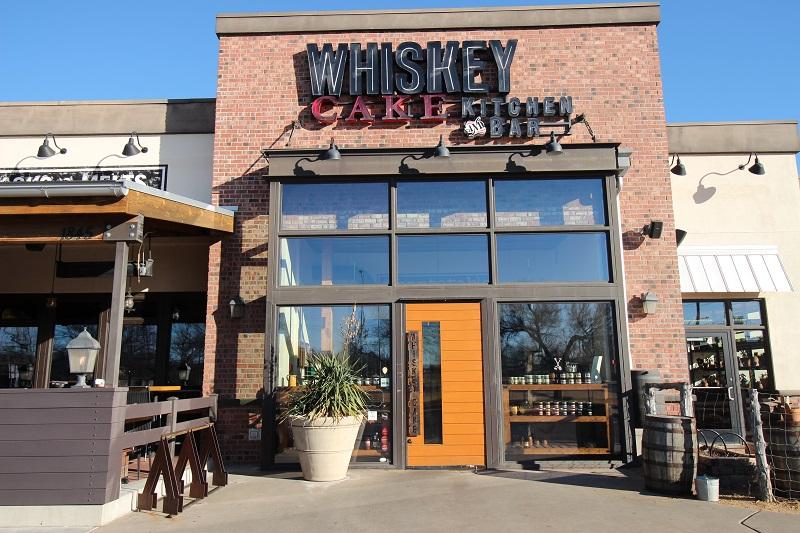 Tampa Fl Whiskey Cake