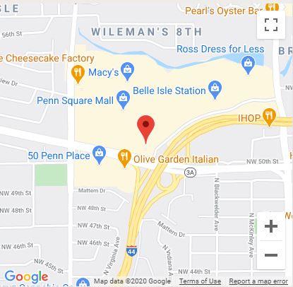 Oklahoma City, OK Google Maps Mobile