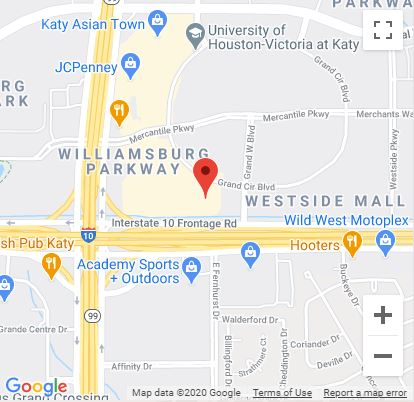 Katy, TX Google Maps Mobile