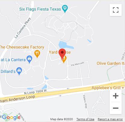 San Antonio, TX Google Maps Mobile